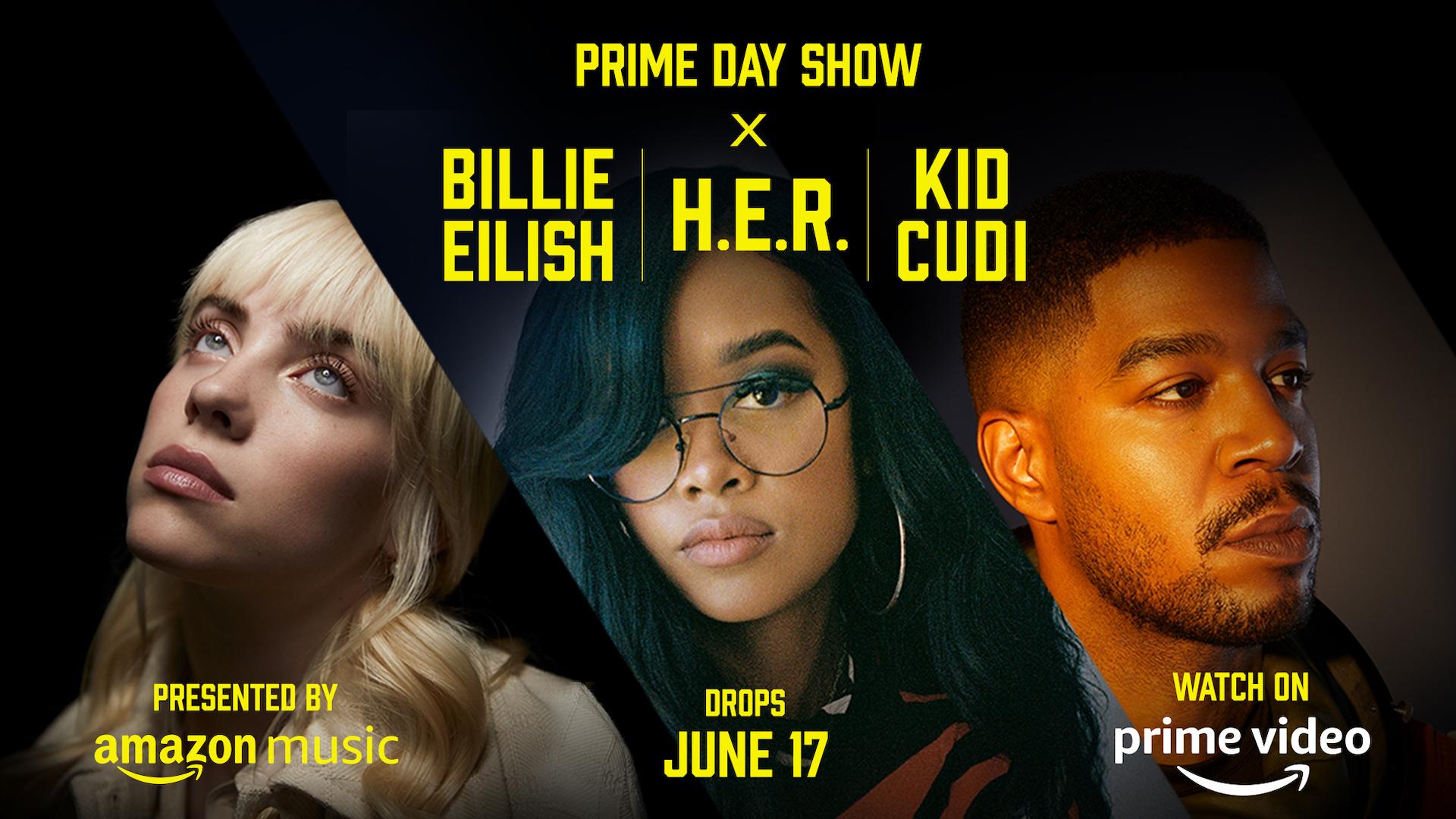 Amazon Prime Day Show